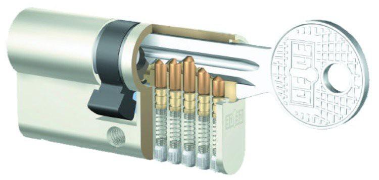 AP2000 E bezpečnostní vložka