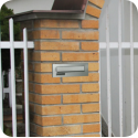 BK38 N poštovní schránka