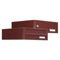 Poštovní schránka oboustranná