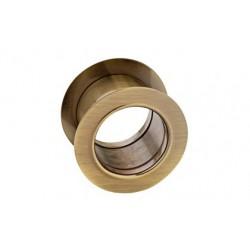 Ventilační průduch bronz kulatý