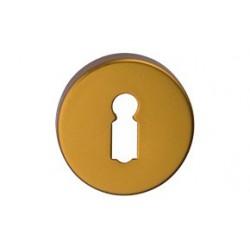 Štít dolní na klíč bronz