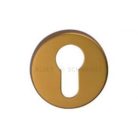 Štít dolní na vložku bronz
