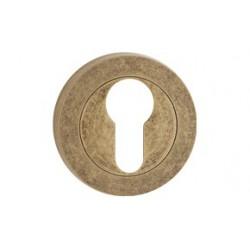 Štít dolní na vložku antický bronz