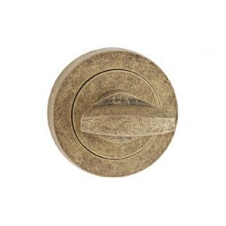 Štít dolní na WC antický bronz