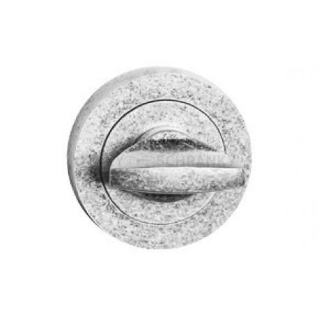 Štít dolní na WC antický nikl