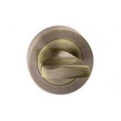 Štít dolní na WC bronz