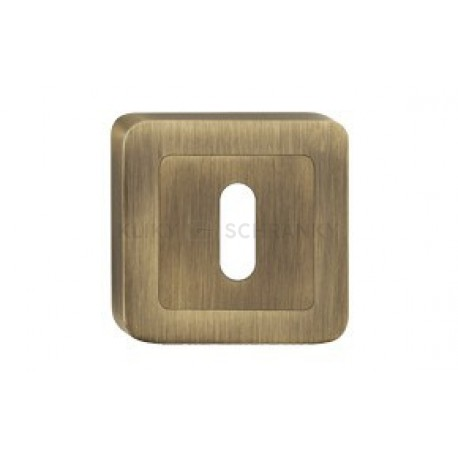Dolní štít na klíč HO bronz