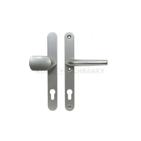 RHD05 klika pro plastové dveře F9