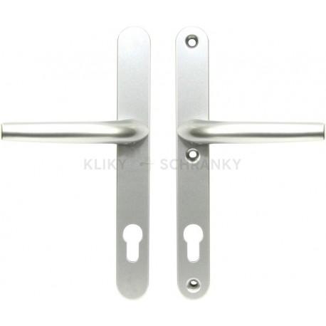 RHD 002 F1 klika pro plastové dveře