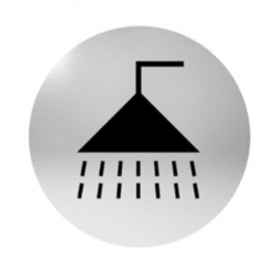 Označení dveří samolepící - sprcha