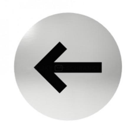 Označení dveří samolepící - šipka
