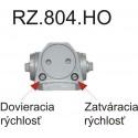RZ 804 zavírač