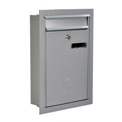 poštovní schránka TECH s rámečkem