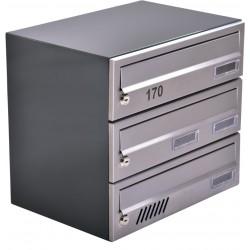 M37 N poštovní schránky