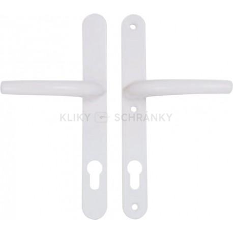 RHD 002 klika pro plastové dveře
