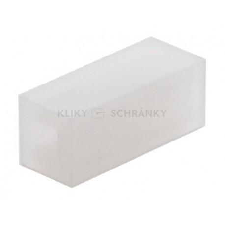 Redukce 4/6mm plast