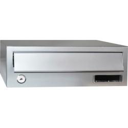 BK25.V1.SN poštovní schránka jednostranná nerez