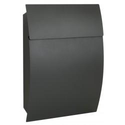 BK931 šedá poštovní schránka