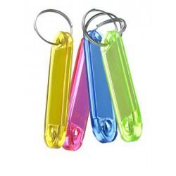 Plastové štítky - průhledné