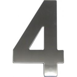 """RN číslo 145mm nerez """"4"""""""