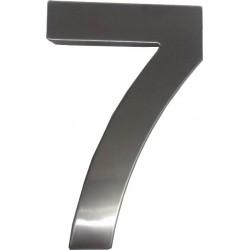 """číslo 145mm nerez """"7"""""""