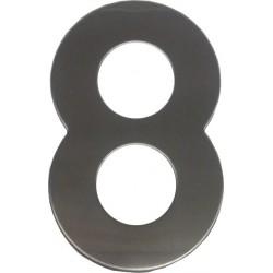 """RN číslo 145mm nerez """"8"""""""