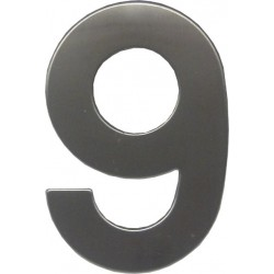 """RN číslo 145mm nerez """"9"""""""