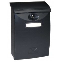 BK03 černá plastová schránka