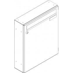 SJ 370/330 poštovní schránka jednostranná RAL