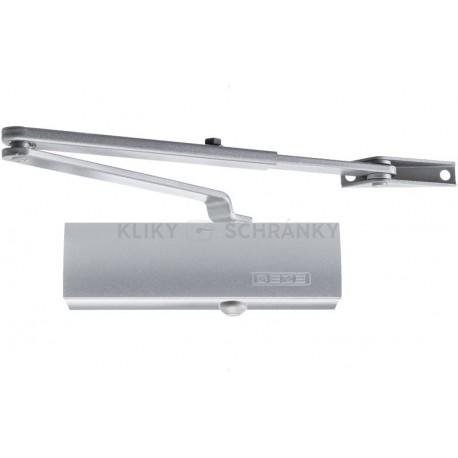 TS1500 zavírač s ramínkem stříbrný
