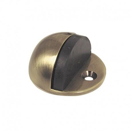 dveřní zarážka k přišroubování - bronz