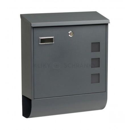 BK.703.ARG.AM poštovní schránka