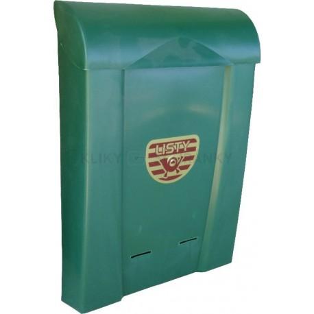 Poštovní schránka D plast