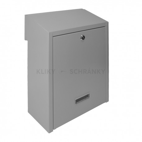 W3 - 1 poštovní schránka RAL9006