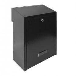 W3 - 1 poštovní schránka černá