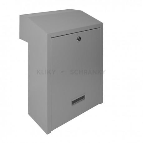 W3 - 2 poštovní schránka RAL9006