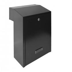 W3 - 2 poštovní schránka černá