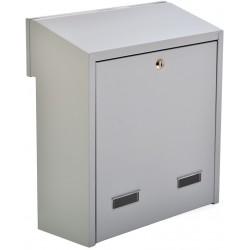 W3 - 3 poštovní schránka RAL9006