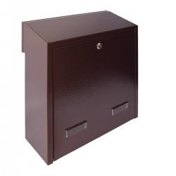 W3 - 3 poštovní schránka měděný antik