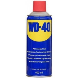 WD-40 400ml multifunkční spray