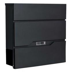 VIKI poštovní schránka černá