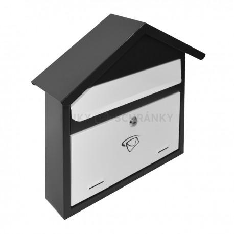 BW11 poštovní schránka