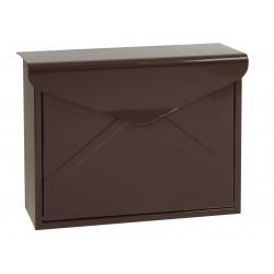 BK57 Z poštová schránka hnedá