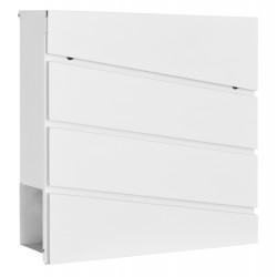 BJORG poštovní schránka bílá