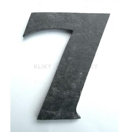 Domovní číslo popisné Břidlice - č.7