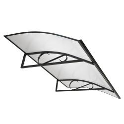 ARCO / EKO stříška nad dveře antracit 150x90x25cm