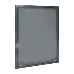 Informační vitrína 94x70cm antracit RAL7016