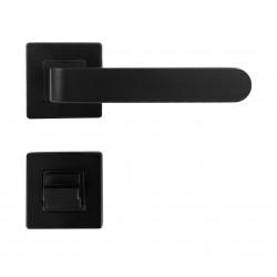 K02 WC klika na dveře černá