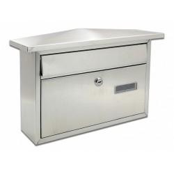KT01 poštovní schránka nerez
