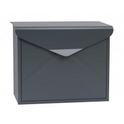 BK.57.AM poštovní schránka antracit RICHTER CZECH